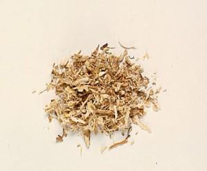 Измельченные корни алтея лекарственного