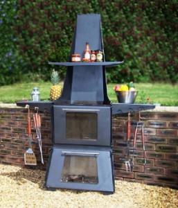 Садовая печь на вашем участке