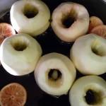 Обработка яблок на зиму