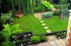 Выбор дизайна сада