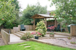 Проектирование сада